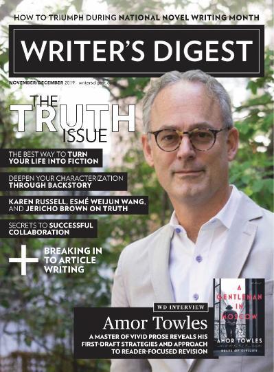 Writer ' s Digest 11 12 (2019)
