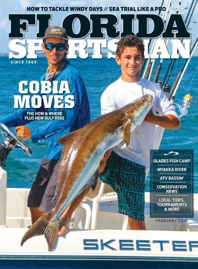 Florida Sportsman  February (2018)