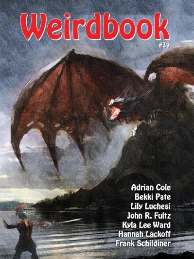 Weirdbook - August (2018)