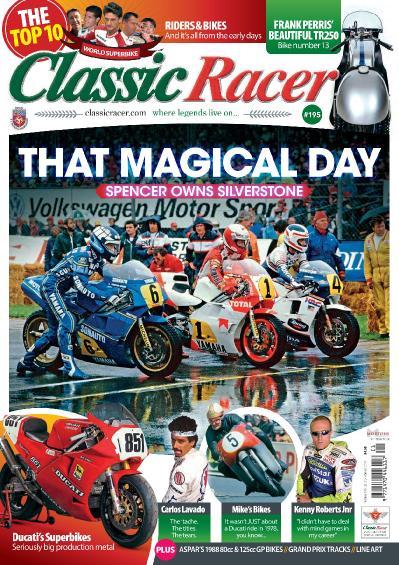Classic Racer  January-February (2019)