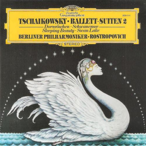 Tchaikovsky   Ballet Suite, Swan Le, Sleeping Beauty, Nutcracker   Berliner Philha...