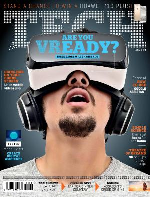 Tech Magazine  February (2018)