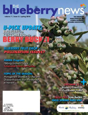 The Blueberry News - March (2018)