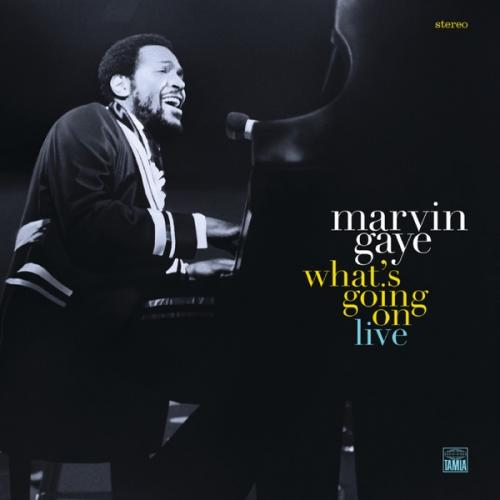 Marvin Gaye   What's Going On Live  (2019)