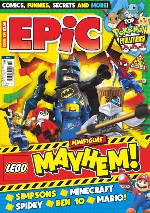 Epic Magazine  Issue 136 (2017)