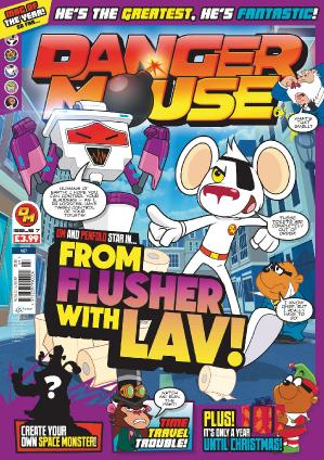 Danger Mouse  January 04 (2017)