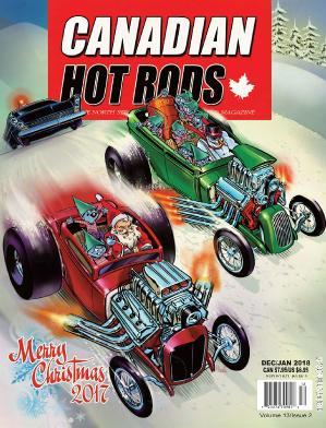 Canadian Hot Rods  December 2017  January (2018)