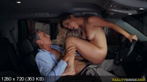 Alina Lopez - It's Your Turn to Drive the Sitter Home [720p]