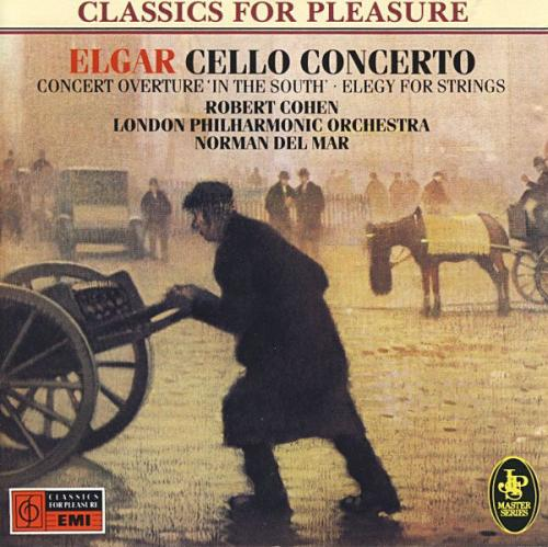 Elgar   Cello Concerto, In the South Concert Overture & Elegy for Strings   London...