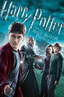 Гарри Поттер и Принц-полукровка / Harry Potter and the Half-Blood Prince (2009) WEB-DL 1080p | Open Matte