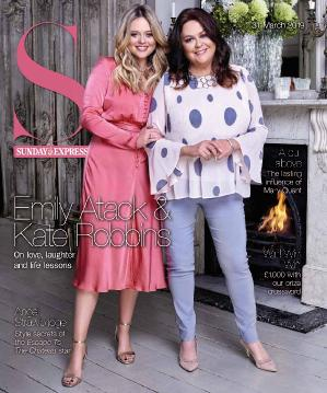 Sunday Magazine  March 31 (2019)