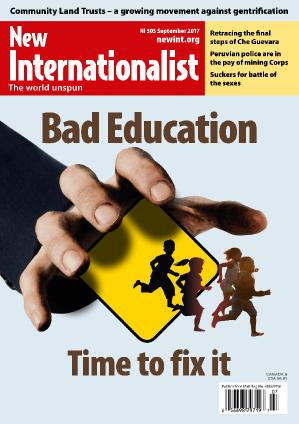 New Internationalist  September (2017)