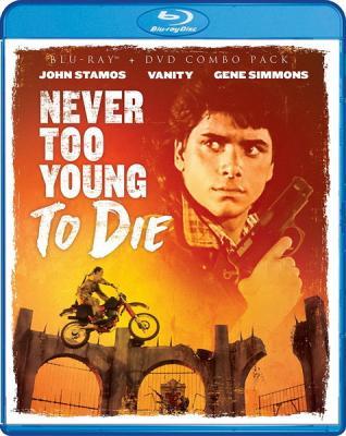 Никогда не рано умирать / Never Too Young to Die (1986) BDRip 720p