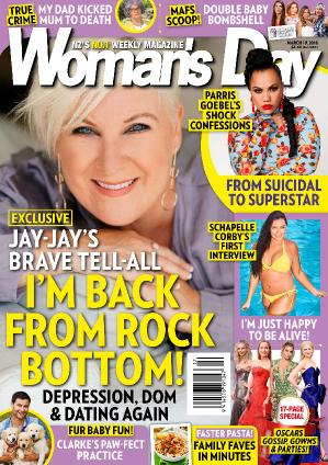 Woman ' s Day New Zealand - March 19 (2018)