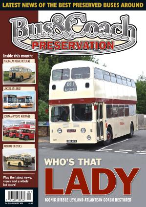 Bus & & Coach Preservation  August (2018)