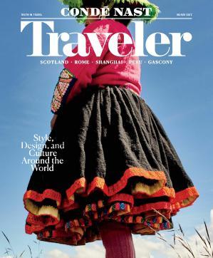 Conde Nast Traveller USA - March (2017)