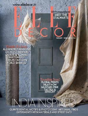 Elle Decor India - February-March (2019)