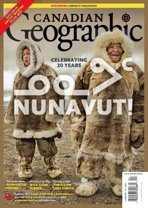 Canadian Geographic - March (2019)