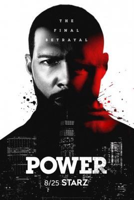 Власть в ночном городе / Power [Сезон: 6, Серии: 1-10] (2019) HDTV 1080i | Amedia